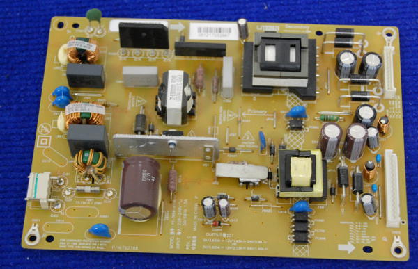 Power Supply Board PE-3850 от телевизора Toshiba 32EL933RB