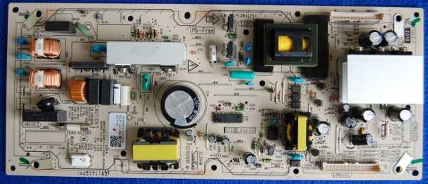 Power Supply Board PSC10308F от телевизора Sony KDL-32EX402