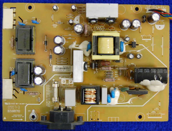 Power Supply Board PTB-2098 от монитора Acer V233H