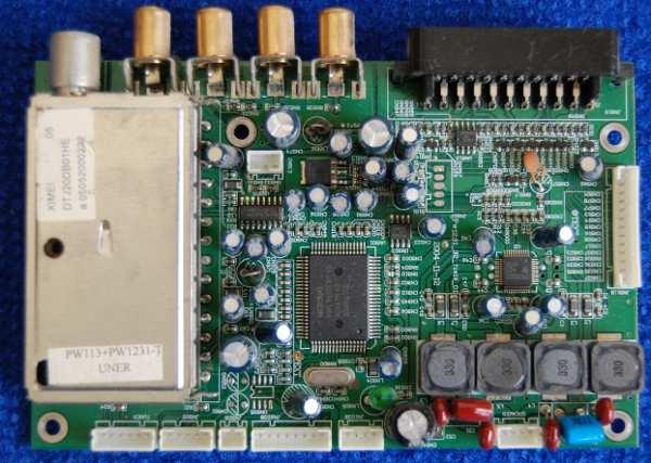 Tuner Board PW1231 от телевизора Sven STL-3200