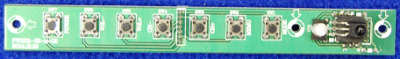 Power Button IR Board PW1231-32-K-02