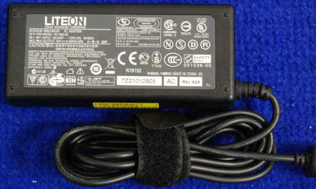 Блок питания PA-1650-02 19V 3.42A 65W