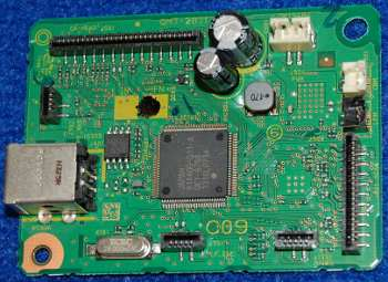 Main Board QM7-2871 от МФУ Canon Pixma MG2545