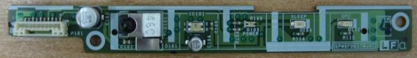 Infrared Remote Sensor Board QPWBFD607WJN1 от телевизора Sharp LC 32GA8RU, LC 37P70E