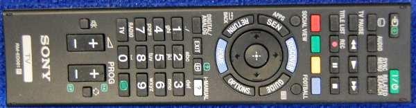 Пульт ДУ RM-ED061 от телевизора Sony