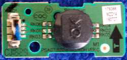 Power Button Board RSAG7.820.6186/ROH от телевизора Dexp F40C8000H, F49C8000H