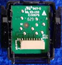 IR Board RSAG7.820.6727/ROH от телевизора Dexp F40C8000H, F49C8000H