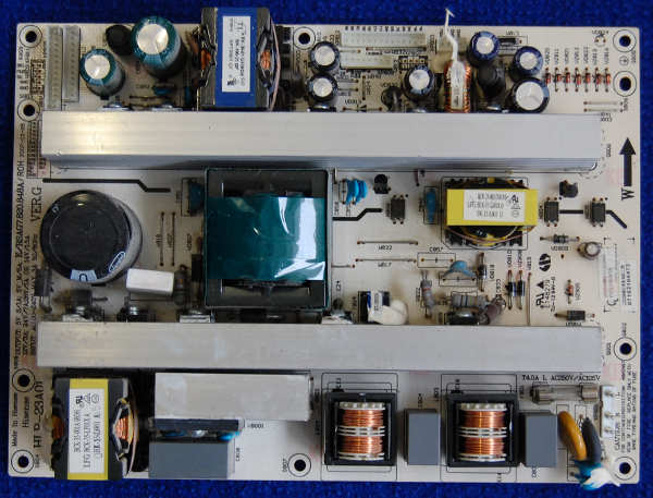 Power Supply Board E/RSAG7.820.848A/ROH от телевизора BBK LT3215S