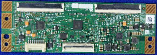 T-con Board RUNTK 5538TP ZA 55C13 от телевизора Samsung UE40J5530AU