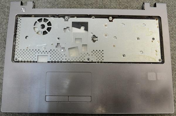 Нижняя часть корпуса с тачпадом от Lenovo IdeaPad S500 Touch