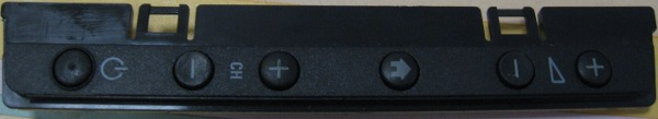 Button Board SF2044-002 от Philips 42PFL3606H/60