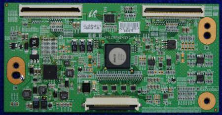 T-con SH120PMB4SV0.3 LSJ460HW01-S от телевизора Samsung UE46D6530WSX