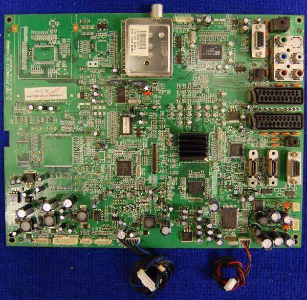 Main Board SL-701T REV:00 / DLT-42 / 46U1GMB от телевизора Blauren Soft Touch 46