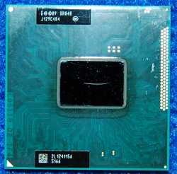 Процессор Intel Core i5-2520M SR048 2.5GHz 3MB от ноутбука HP g6-2254sr