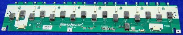 Invertor Board SSB400WA16V Rev0.1 от телевизора Samsung LE40R81BS/KLG