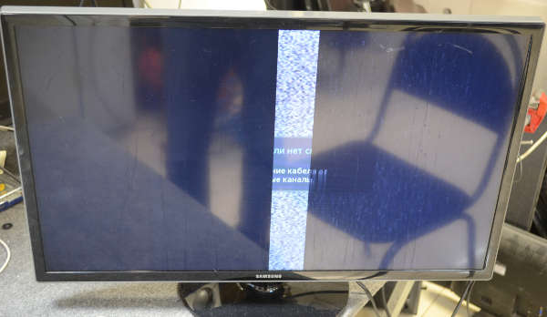 телевизор UE28F4000AW
