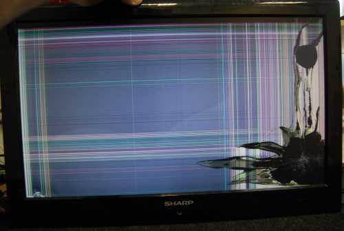 телевизор Sharp LC-22LE240RUX