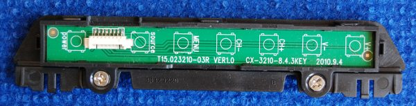 Button Board T15.023210-03R