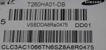 матрица T260HA01-DB