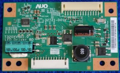 LG LED Driver Board 32T21-D01 от телевизора LG 32LS3500