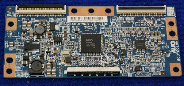 T-Con Board T460HW03 от телевизора Samsung LE37C550J1W