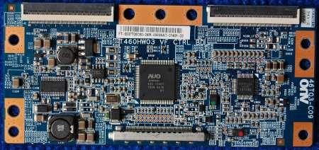 T-Con Board T460HW03 от телевизора Samsung LE37C530F1W
