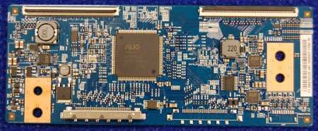 Main Logic CTRL Board T500HVN01.0 (50T03-C0A) от телевизора DNS