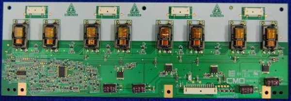 Inverter Board CMO T871027.14 от телевизора Sharp LC-26S7RU-BK