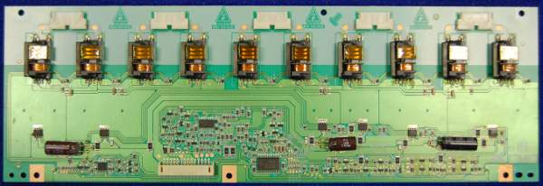 Inverter Board CEM-1-97 T87I027.09 от телевизора Samsung LE26A330J1