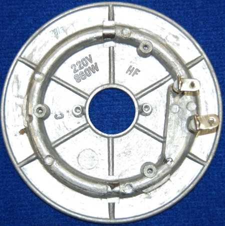 Нагревательный элемент 860 Ватт для мультиварки POLARIS PMC 0512AD