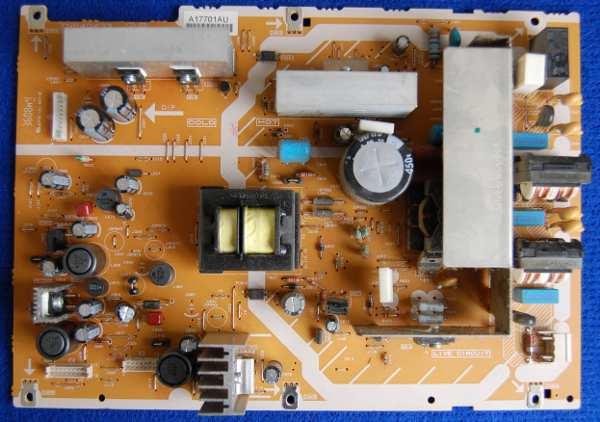 Power Supply Board TNP4G433 от телевизора Panasonic TX-R32LX80K