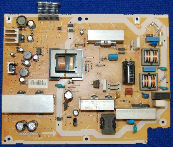 Power Supply Board TNP4G459 от телевизора Panasonic TX-LR32C10