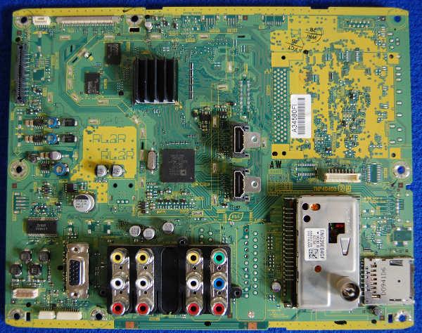 Main Board TNP4G460 от телевизора Panasonic TX-LR32C10