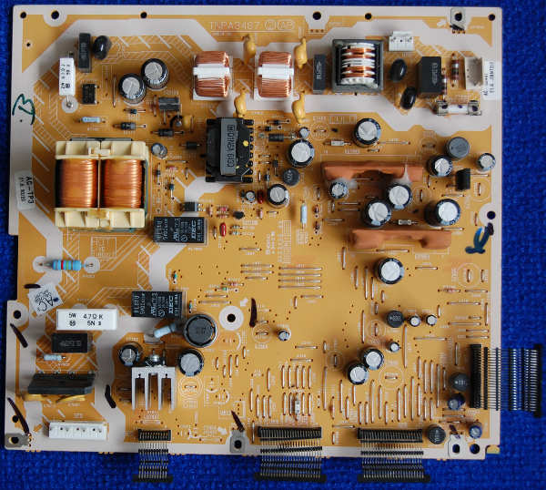 Power Supply Board TNPA3487