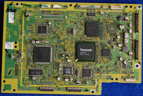 Main Signal Board TNPA3488 2 DG