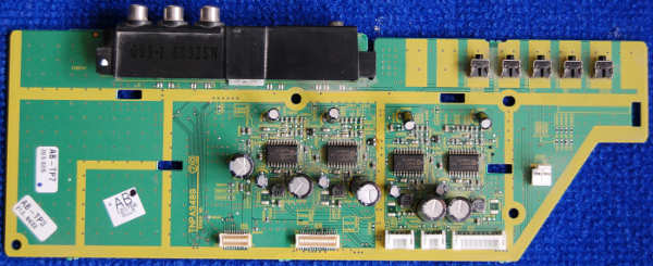 Side AV and Buttons TNPA3489