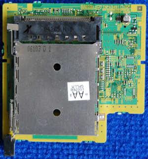 AV Input Board TNPA3491