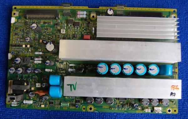 Y-SUS Board TNPA3814 от телевизора Panasonic TH-42PV60RH
