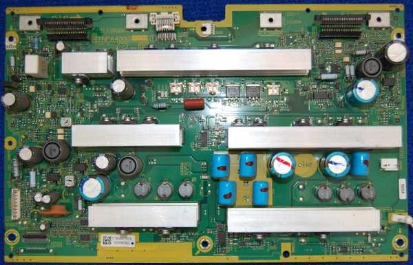 Y-Sustain Board TNPA4393 от телевизора Panasonic TH-R42PV80