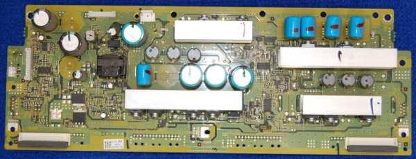 X-Sustain Board TNPA4394 от телевизора Panasonic TH-R42EL80K, TH-R42PV80