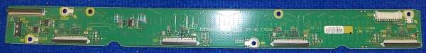 C2 Buffer Board TNPA4436 от телевизора Panasonic TH-R42EL80K, TH-R42PV80