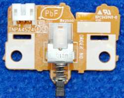 Power Button TNPA4524 от телевизора Panasonic TH-R42EL8KA, TH-R42PV80