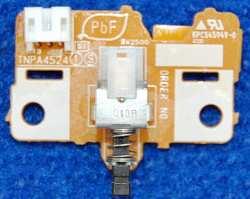 Power Button TNPA4524 от телевизора Panasonic TH-R42EL8KA, TH-R42PV80