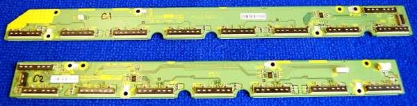 Buffer Board TNPA4762, TNPA4763 от телевизора Panasonic TX-PR42U10