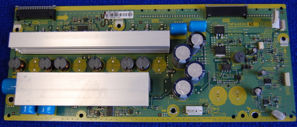 X,Z Sustain Board TNPA4830 от телевизора Panasonic TX-PR42U10