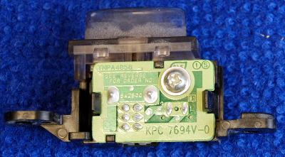 Power Button Board TNPA4858 от телевизора Panasonic TX-PR42U10