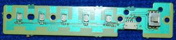 Side Buttons Board TNPA4901 от телевизора Panasonic TX-LR32C21, TX-LR32C10