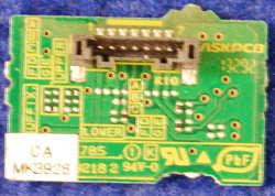 IR Board TNPA5785 (MK3928) от телевизора Panasonic TX-LR42E6