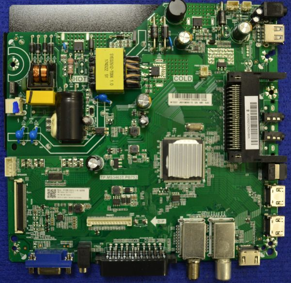 Main Board TP.MS3463T.PB753 от Hisense H32N2100S
