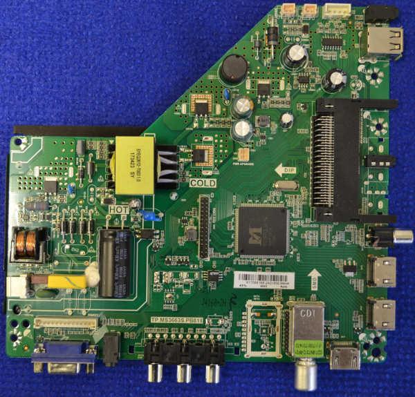 Main Board TP.MS3663S.PB818 от Erisson 32LED80T2